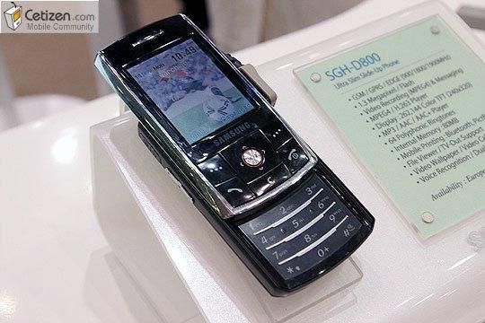 Samsung SGH-D800