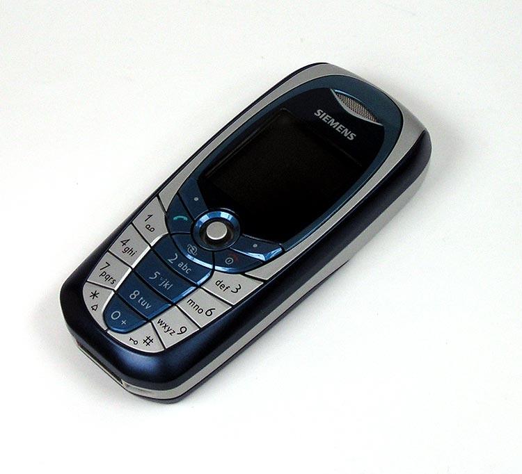 Сотовый телефон siemens c65 фото