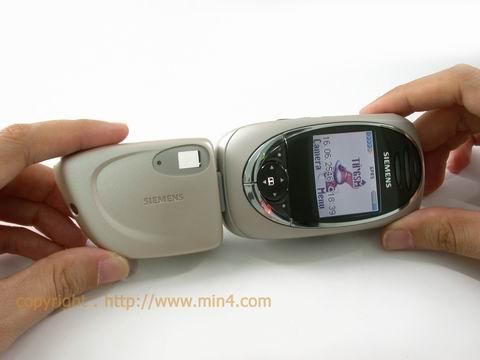 Сотовый телефон siemens sl55 фото