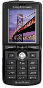 Sony Ericsson K750i Oxidized