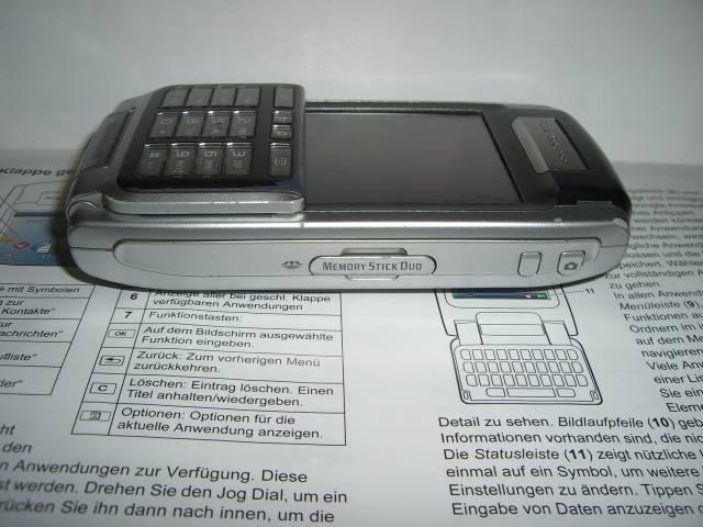 Sony Ericsson P910