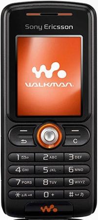 Sony Ericsson W200i Walkman