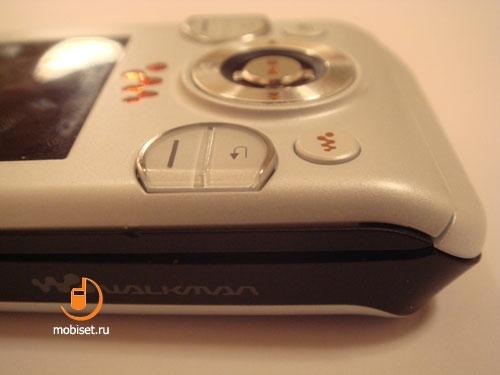 Sony Ericsson W580i Walkman