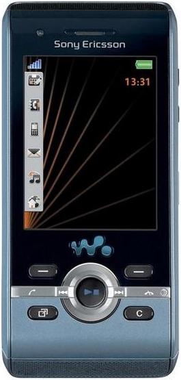 Sony Ericsson W595s