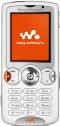 Sony Ericsson W810i Fusion White Edition