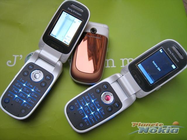 Sony Ericsson Z310i