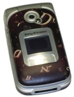 Sony Ericsson Z530i Davinci Code