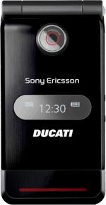 Sony Ericsson Z770i Ducati Edition
