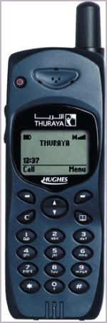 Thuraya Satellite