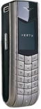 Vertu Ascent Black Leather