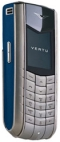 Vertu Ascent Blue Leather