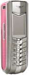 Vertu Ascent Pink Leather