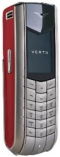 Vertu Ascent Red Leather