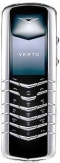 Vertu Signature White Gold Brushed