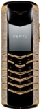Vertu Yellow Gold Full Pave Diamonds
