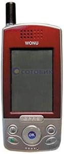 Wonu C33 smartphone