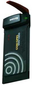 Xircom GPRS PC Card