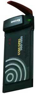 Xircom GPRS PC Card