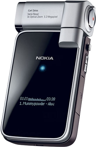 Сервисы Windows Live доступны для Nokia S60.