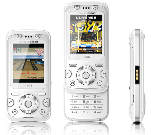 Для Sony Ericsson Игры