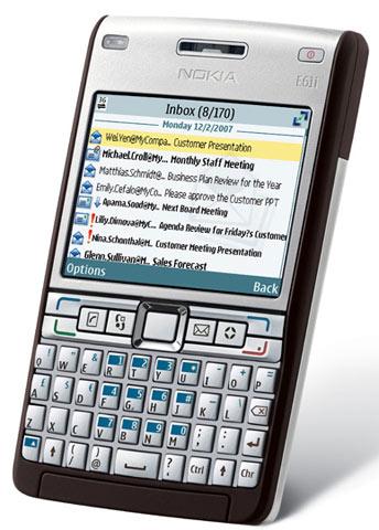 Мобильная электронная почта