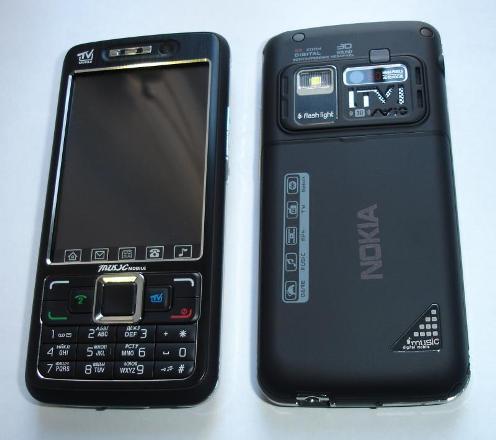 Китайские телефоны с двумя сим картами, с телевизором ... в...
