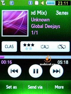 Samsung GT-S5600