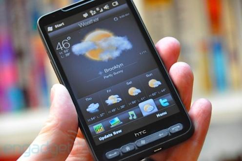 Продам HTC HD 2.