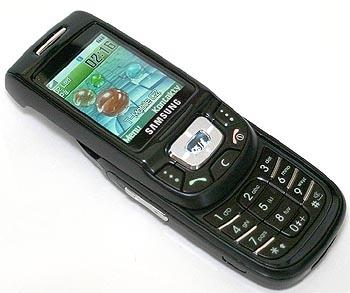 старые телефоны самсунг