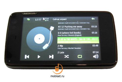 Nokia N900 (Maemo 5)
