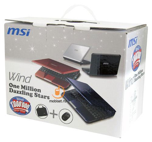 MSI Wind U135