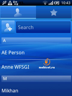 Sony Ericsson X10 mini