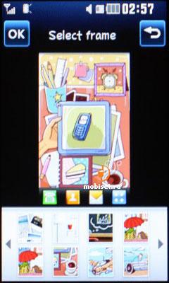 LG GM360 Viewty Snap