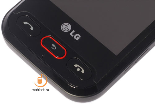 LG T320 Cookie Style