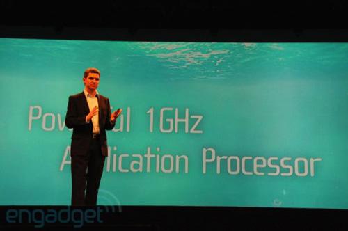 Samsung на MWC 2010. Презентация Samsung S8500 Wave