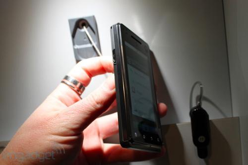 Motorola на MWC 2010