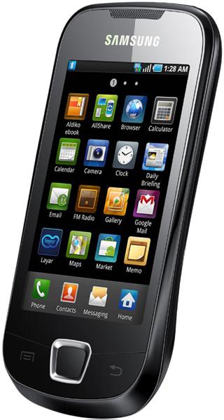 Фотография Samsung I5800 Galaxy 3.