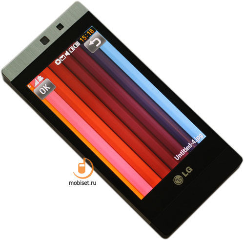 LG GD880 Mini