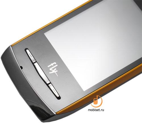 Обзор телефона Fly E130: трендовый и