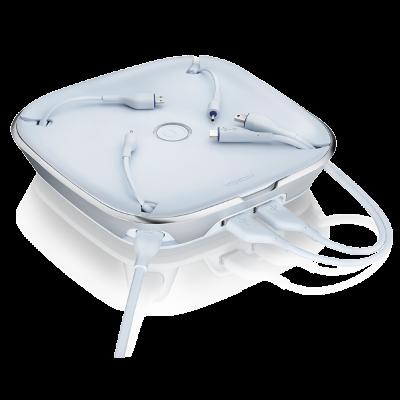 ...Nokia Charging Plate DT-600), способная одновременно заряжать до.