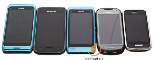 Nokia Е7-00