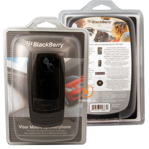 BlackBerry VM-605