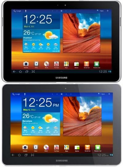 Samsung Galaxy Tab 10.1 N: найди 10 отличий. galaxy tab 10 1 n...