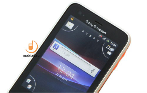 Sony Ericsson Xperia active