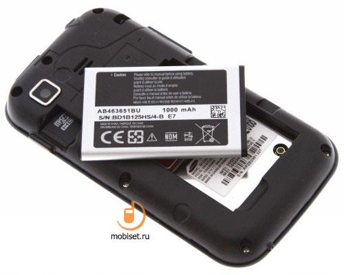 Samsung C3222 Duos Lite