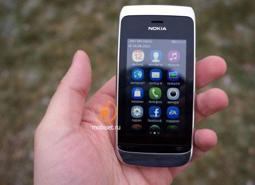 Обзор телефона nokia asha 309: приятная и недорогая тест nokia.