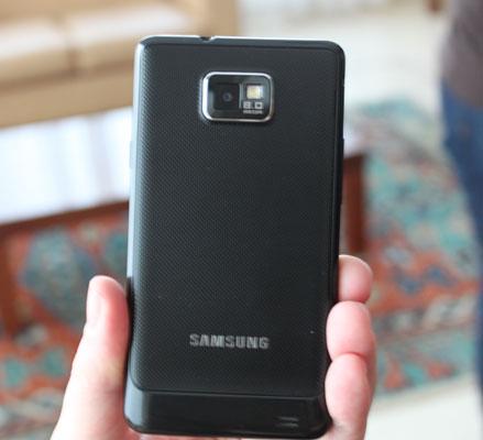 Galaxy S II.