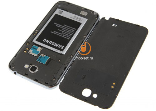 Samsung Galaxy Note II N7100
