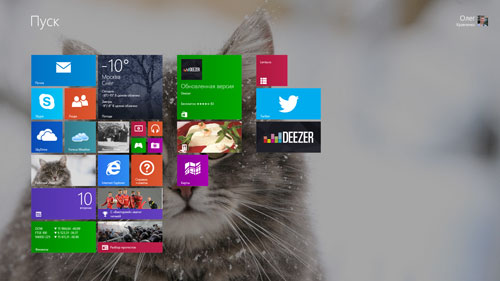 О Windows 8.1