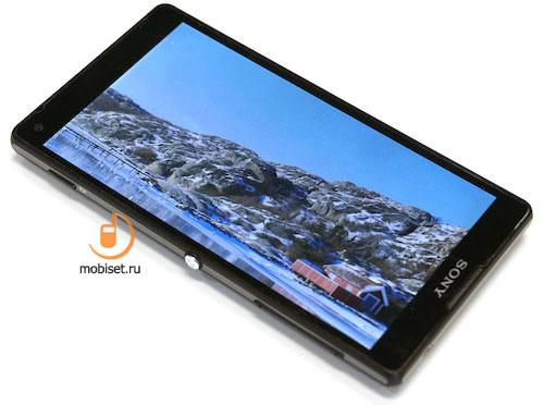 Смартфон Sony Xperia ZL: - ixbt.com